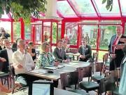 Ober-Mörlen, Bürgerinitiative, Steffen Saebisch, Raststätte Wetterau-Ost