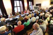 Ober-Mörlen, Gründungsversammlung, Bürgerinitiative, Schloss Ober-Mörlen, Raststätte Wetterau-Ost