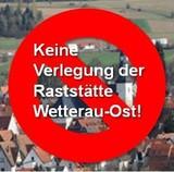 Ober-Mörlen, Bürgerinitiative, Raststätte Wetterau-Ost, Logo
